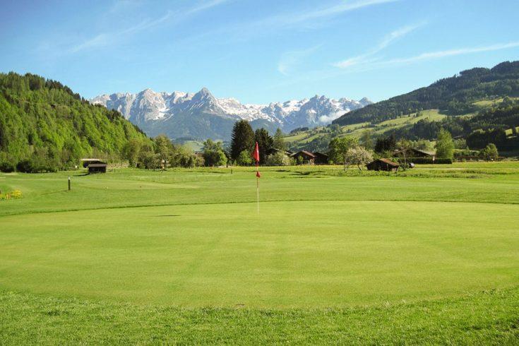 Golf - Sommerurlaub in St. Johann-Alpendorf, Salzburg