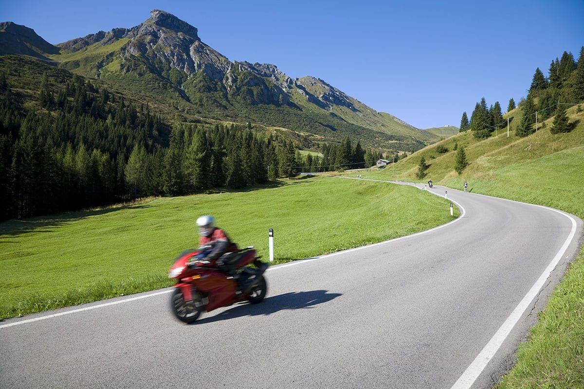 Motorrad-Touren - Sommerurlaub in St. Johann-Alpendorf, Salzburg
