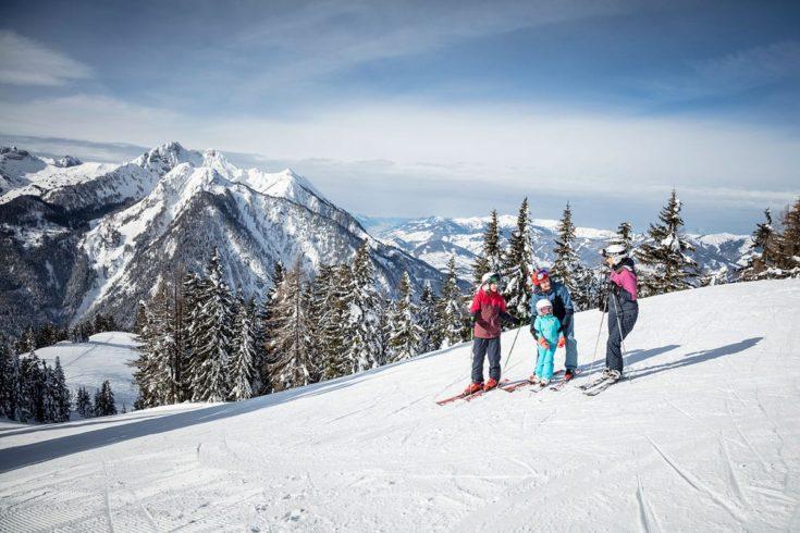 Skifahren - Skiurlaub in St. Johann-Alpendorf, Ski amadé